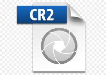 Формат cr2 чем открыть?